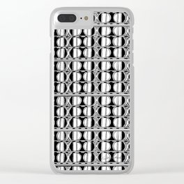 Dot Exposure Clear iPhone Case