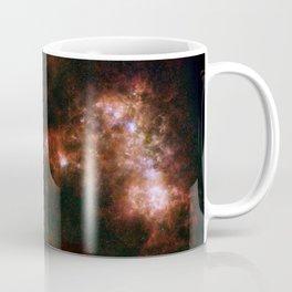 Small Magellanic Cloud, infared Coffee Mug