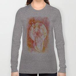 Goddess of Aries - A Fire Element Long Sleeve T-shirt