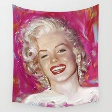 Marilyn Wall Tapestry