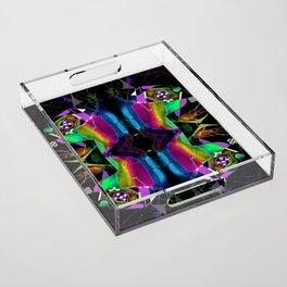 二 (Èr) Acrylic Tray