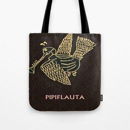 PIPIFLAUTA Tote Bag