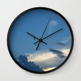 HOME BOUND Wall Clock