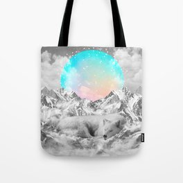 Put Your Thoughts To Sleep Tote Bag