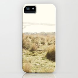 Windswept Grass II iPhone Case