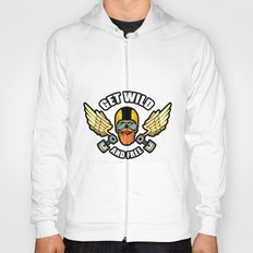 Get Wild And Free Hoody