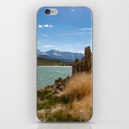 Mono Lake California - II iPhone Skin