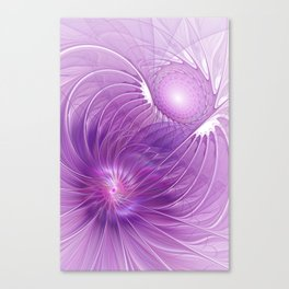 Protection, Abstract Fractal Art Canvas Print