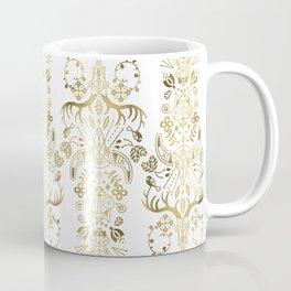 La Vie & La Mort – Gold Palette Coffee Mug