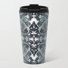 ornamental etching Travel Mug