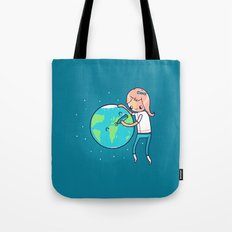 Earth Mother Tote Bag