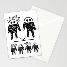 Genetics Stationery Cards