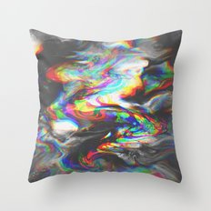 707 Throw Pillow