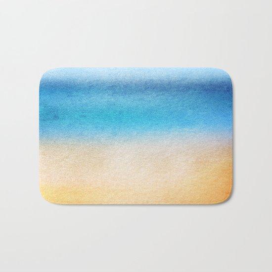 Tropical Sea #4 Bath Mat