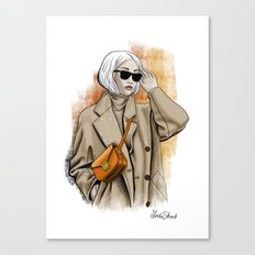 Fall fashion Canvas Print