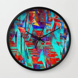 kicker Wall Clock