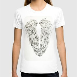 Inked Angel Wings T-shirt