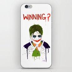 The new joker? iPhone & iPod Skin