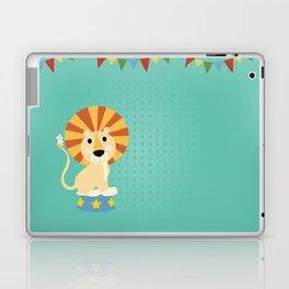 Circus Lion  Laptop & iPad Skin