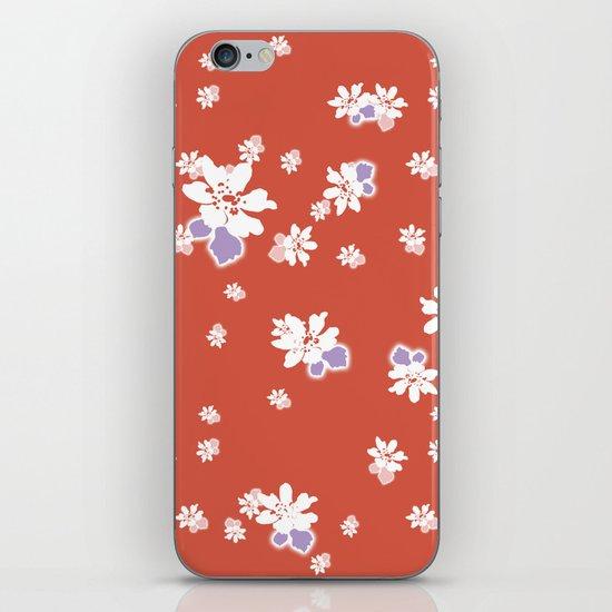 Ditsy - Tango iPhone & iPod Skin