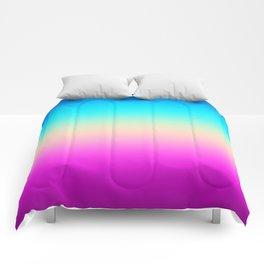 Colorful Gradient Comforters