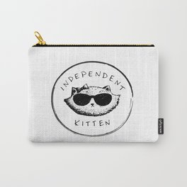 Independent Kitten Carry-All Pouch