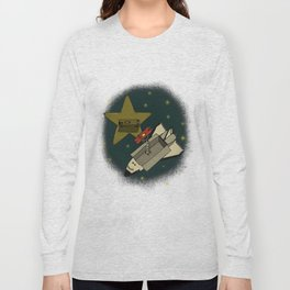 Star in the service Long Sleeve T-shirt