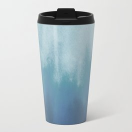 Watercolor blur Travel Mug