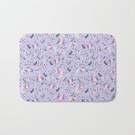 Axolotl Pattern Bath Mat