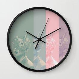 Flowers Curse   Baekhyun Wall Clock