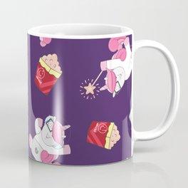 Unicorn Popcorn Coffee Mug