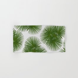 Fan Palm, Tropical Decor Hand & Bath Towel