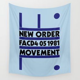 Movement Wall Tapestry
