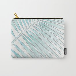 Tropical Fringe Carry-All Pouch