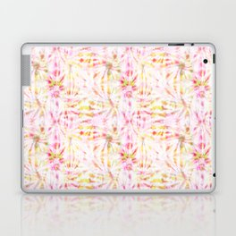 Summer Vibes Tie Dye in Bouquet Laptop & iPad Skin
