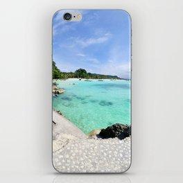 Boracay Bay iPhone Skin
