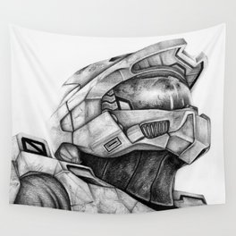 Master Chief Wall Tapestry