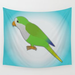 A quaker parrot Wall Tapestry
