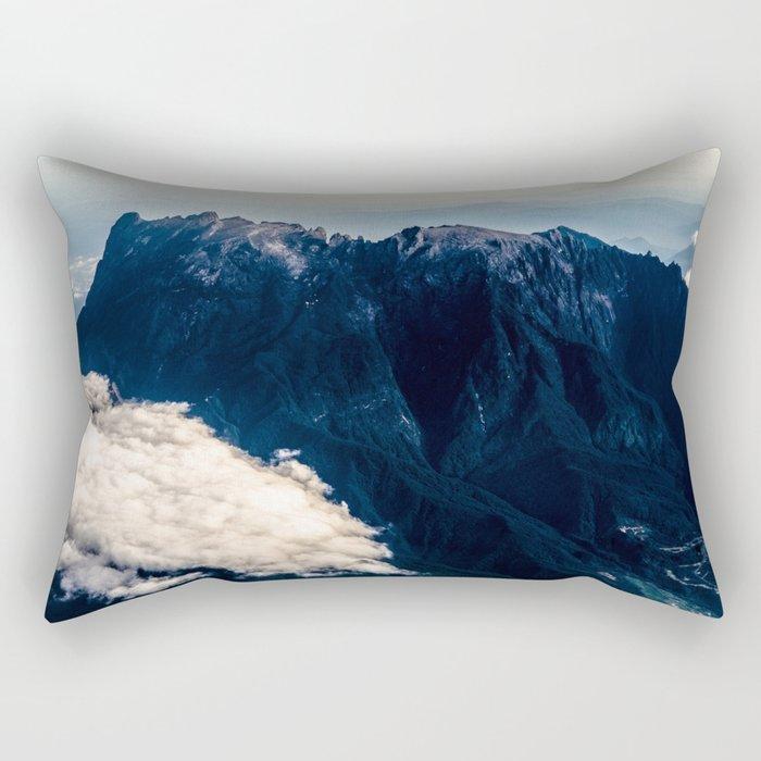 Misty Mountain Majesty Rectangular Pillow
