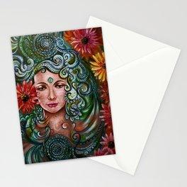 Chakra Sadhna Stationery Cards