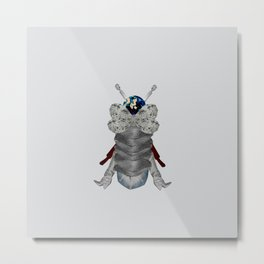 LOVE BUG Metal Print