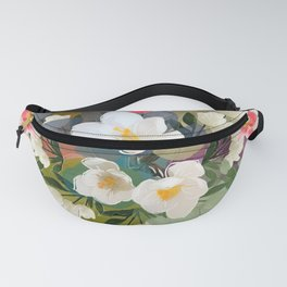 Flower & the Glory Fanny Pack