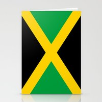 jamaica Stationery Cards featuring Jamaica by RickART