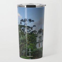 Mansion Tavares Guerra Travel Mug