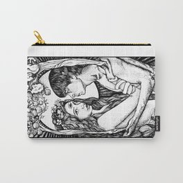 The Lovers Tarot Card Carry-All Pouch