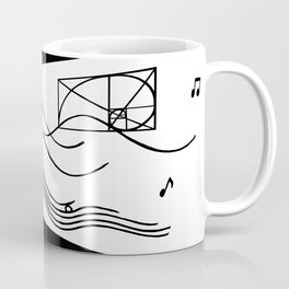 cosmic sounds Coffee Mug