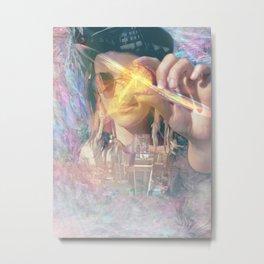 Olwen's Occult Metal Print