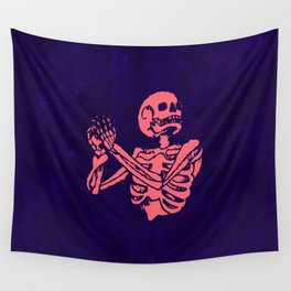 Dance Macabre 1 Wall Tapestry