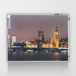 down by the thames ... Laptop & iPad Skin