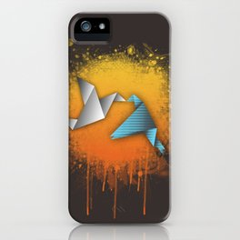 Flightless birds iPhone Case